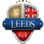 Logo da emissora Rádio Leeds