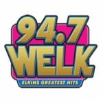 Logo da emissora WELK 94.7 FM