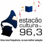 Logo da emissora Rádio Estação Cultura 101.9 FM