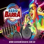Logo da emissora Rádio Barra 87.5 FM