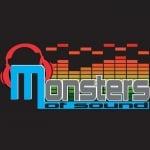 Logo da emissora Rádio Monsters Of Sound