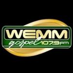 Logo da emissora WEMM 107.9 FM