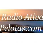 Logo da emissora Rádio Ativa Pelotas