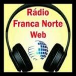 Logo da emissora Rádio Franca Norte