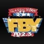 Logo da emissora WFBY 102.3 FM