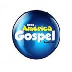 Logo da emissora Rádio América Gospel