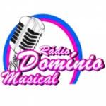 Logo da emissora Rádio Domínio Musical
