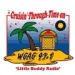 Logo da emissora WGAG 93.1 FM