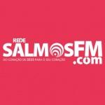 Logo da emissora Rede Salmos FM