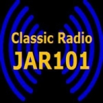Logo da emissora Radio JAR101 International