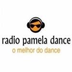 Logo da emissora Rádio Pamela Dance