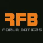 Logo da emissora Rádio Forum Boticas 103.9 FM