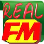 Logo da emissora Rádio Real FM