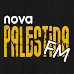 Logo da emissora Rádio Nova Palestina 89.3 FM