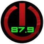 Logo da emissora Radio Acción 87.9 FM