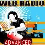 Logo da emissora Web Rádio Advanced