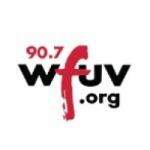 Logo da emissora WFUV 90.7 FM