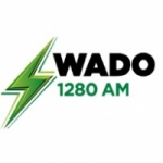 Logo da emissora WADO 1280 AM
