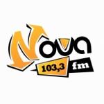 Logo da emissora Radio Nova 103.3 FM