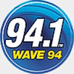 Logo da emissora Radio WAKU 94.1 FM