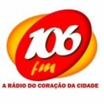 Logo da emissora Rádio Serrana FM 106.9