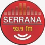 Logo da emissora Rádio Serrana 93.9 FM