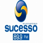 Logo da emissora Radio Sucesso 89.9 FM