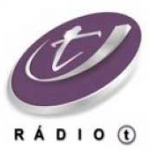 Logo da emissora Radio T 90.1 FM