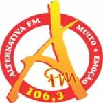 Logo da emissora Radio Alternativa Capivari 106.3 FM