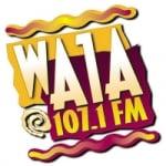 Logo da emissora Radio WAOA 107.1 FM
