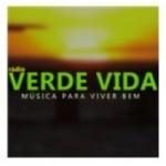 Logo da emissora Rádio Verde Vida