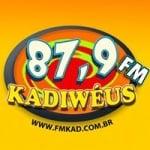 Logo da emissora Radio Kadiweus 87.9 FM