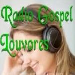Logo da emissora Rádio Gospel Louvores