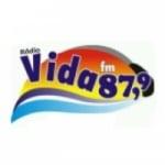 Logo da emissora Radio Vida 87.9 FM