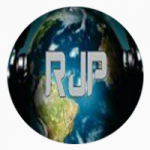 Logo da emissora Rádio Jovem Planet