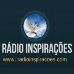 Logo da emissora Rádio Inspirações