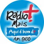 Logo da emissora Rádio Mais 960 AM