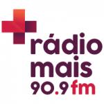 Logo da emissora Rádio Mais 90.9 FM