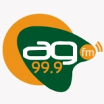Logo da emissora Rádio AG 99.9 FM