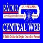 Logo da emissora Rádio Central Web