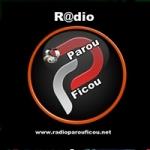 Logo da emissora Rádio Parou Ficou