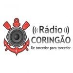 Logo da emissora Rádio Coringão