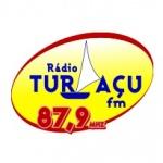 Logo da emissora Radio Turiaçu 87.9 FM