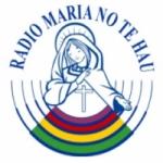 Logo da emissora Maria No Te Hau 93.8 FM
