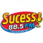 Logo da emissora Rádio Sucesso 88.5 FM
