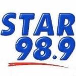 Logo da emissora Radio WBZE 98.9 FM