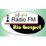 Logo da emissora Rádio Rio Gospel FM