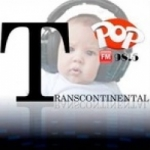 Logo da emissora Rádio Transcontinental Pop