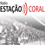 Logo da emissora Rádio Estação Coral