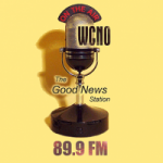 Logo da emissora Radio WCNO 89.9 FM